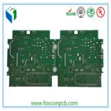 Fr4 LfHASL+Carbonの電子メートルの普及したサーキット・ボードPCBのアプリケーション