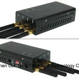 Emittente di disturbo di WiFi dell'emittente di disturbo del segnale del telefono mobile di GPS dello stampo dell'emittente di disturbo del segnale di WiFi dell'emittente di disturbo del segnale di GPS