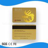 cartão esperto da identificação da proximidade fina plástica do PVC 125kHz