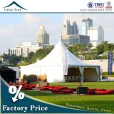 10mx10m Aluminium Frame Party Pagoda Tents com o Liners para Sale