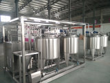 Pequeña escala 200L/H Flavored Yogurt Processing Line