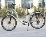 E-Велосипед города 180W-250W с рамкой сплава (TDE-001)