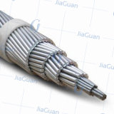 Todo o cabo de fio aéreo de alumínio do condutor (ASCR descobrem o condutor)