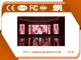 Visualización de LED de interior a todo color del alquiler SMD P3.91 de las buenas imágenes HD