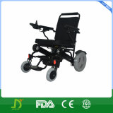 Medizinische Ausrüstung, die Strom-Rollstuhl-Fahrrad Rollator faltet