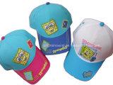 Бейсбольная кепка способа малышей с подгонянным логосом