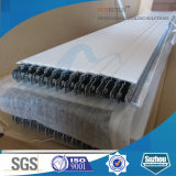 Barra de aluminio de suspensión en T para techo de fibra mineral