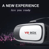 Bluetooth Remote Joystick + Vr Box Virtual Reality 3D Headset