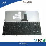 Clavier d'ordinateur portatif pour l'ordinateur portable d'Asus K42 A42 K42j A42j K42f