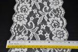 Laço, laço tecido Crochet da tela de algodão do laço dos acessórios do vestuário, L151