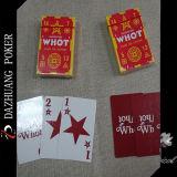 Cartões de jogo personalizados de preço barato de alta qualidade