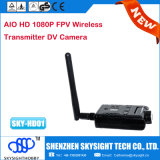 Sky-HD01 Aio 400MW 32CH Fpv Wireless Video Transmitter Module e 1080P HD Camera Not WiFi Fpv Camera