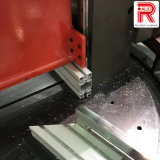 Perfis de extrusão de alumínio / alumínio para corte