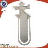 個人化された別の形のEngravableの金属のブックマーク(FTBM3113A)