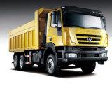 De nieuwe die Iveco Kingkan 6X4 Vrachtwagen van de Kipwagen/van de Kipper in China wordt gemaakt