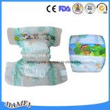 Constructeur remplaçable de la Chine de couches-culottes de bébé de prix bas