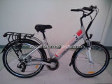 Hidd Battery 26inch Electric Stadt Bicycle (RSEB-303)