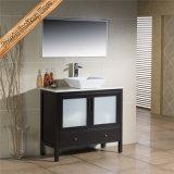 Fed-1182 mobilia diritta libera moderna superiore della stanza da bagno del quarzo del caffè espresso del commercio all'ingrosso da 40 pollici
