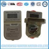 Medidor de água pagado antecipadamente sem contato pisado Dn15-Dn25 da tarifa
