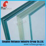 vidrio de la prueba de la gafa de seguridad/punto negro del vidrio/de la capa Glass/PVB del vidrio laminado de 6.38mm-12.38m m para el edificio