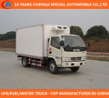 Dongfeng 130HP 4X2 Refrigerator Truck