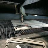 Edelstahl CNC Laser-Ausschnitt-Maschine YAG Laser-500W