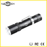 CREE XP-E LED wasserdichte Zoomable Aluminiumfackel (NK-6620)