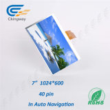 Hoge (RGB) Resolutie 1024 X600 LCD van 7 Duim de Module van de Vertoning