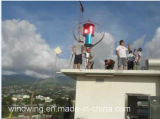 Generador de turbina de viento 1kw Maglev Vertical Power System