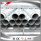 El SGS de la BV del Ce de la ISO de la alta calidad galvanizó dimensiones del tubo de acero