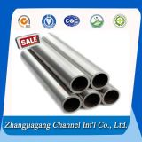 Seamless Freddo-laminato Gr1 Titanium Tube per Condenser