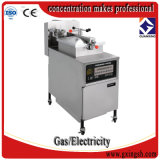 Friteuse Pfg-600 profonde utilisée par vente chaude (constructeur chinois d'OIN de la CE)