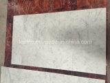 Weißer/Gelb-/Schwarz-/Roter/Grün-natürlicher Steinmarmor für Fußboden/Wand