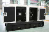 Supplier famoso 20kVA Silent Stock Diesel Generator Set (GDC20*S)