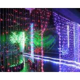 休日の装飾のための高品質RGB LEDのクリスマスのカーテンライト