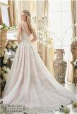 女性カスタマイズされるセクシーな花嫁のウェディングドレス