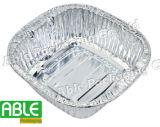 Шара лапши 1000 Ml шар устранимого алюминиевый глубокий