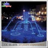 Свет украшения рождества света мотива улицы света СИД мотива фонтанов фонтана 3D Obbo