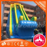Castillo animoso inflable material del PVC con la diapositiva