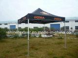 3X3mの強いアルミニウム容易な上りのテント