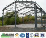 Edificio prefabricado de la construcción de la estructura de acero