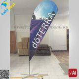Bandiera di goccia della rottura di mostra della Cina