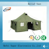 Outdoor grande Big Simple Folding Relief Event Tent para Sale