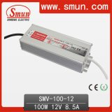 100W LED Power Supply LED Driver Waterproof 12V IP67 CER RoHS 2 Years Warranty