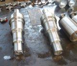 S'ouvrir meurent l'arbre d'acier inoxydable d'acier allié en métal de pièce forgéee