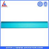 Profil en aluminium personnalisable pour la crémaillère d'étalage