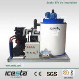 De Machine van het Ijs van de zoetwater/Vlok van het Zeewater (Supermarkt, /Fisheries, /Concrete die koelen)