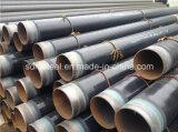 tubo de acero del API 5L LSAW/ERW de la capa de 3lpe/2PE 3PE