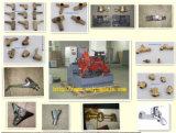 A gravidade de cobre da carcaça da luva morre a máquina de carcaça das peças do bronze da máquina de carcaça Jd-Ab400