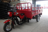 De Driewieler van de Lading van de benzine voor de Schok Absoption Drie van /Double van de Verkoop Wheele
